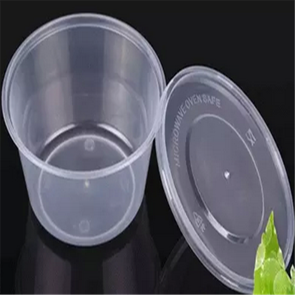 food grade Microwaveable and plastic disposable food containe