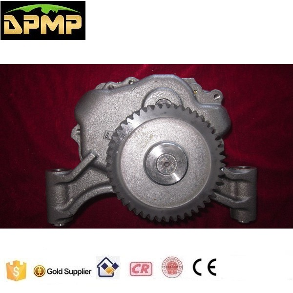 P11C oil pump 15110E0120 engine oil pump for HINO Mixer truck parts