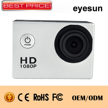 Promotion gift FHD 1080P Cheap Cameras Diving Action Digital Camera Sports Cam