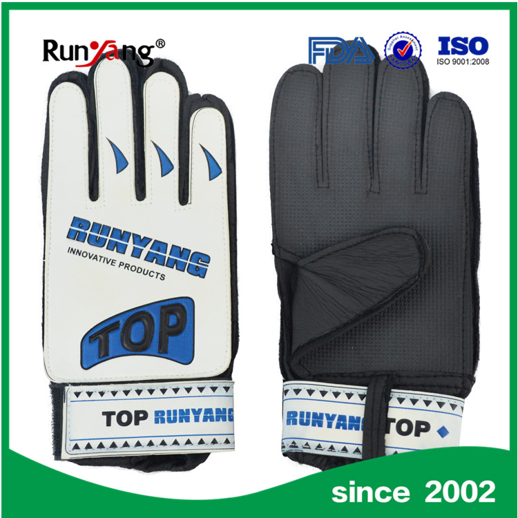 Most popular Football receiver gloves cheap made in China