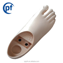 custom design service available prosthetic fake foot