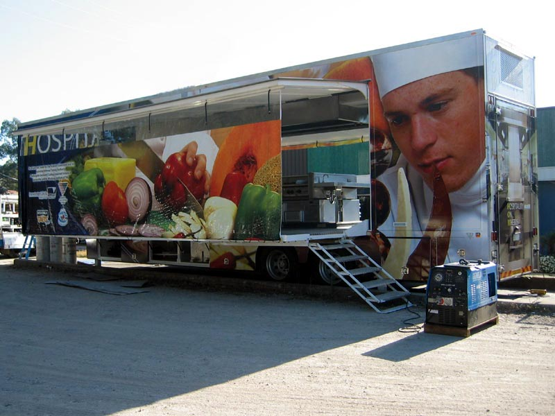 Mobile Kitchen Vehicle Buy Mobile Cooking Vehicle Product on
