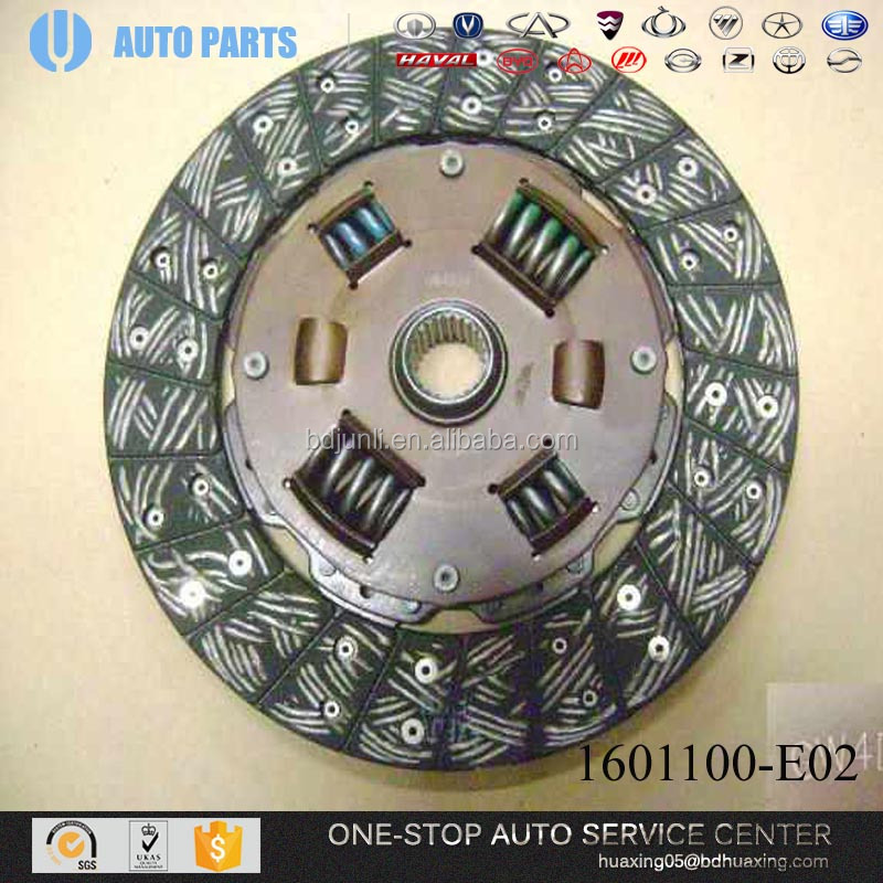 GREAT WALL AUTO PARTS 1601100-E02 CLUTCH DISC ASSY car accessories alibaba in russian great wall auto parts