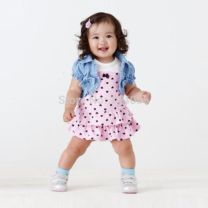 Baby Girl Clothes Limited Vest 2015 New Baby Girl's Casual ...