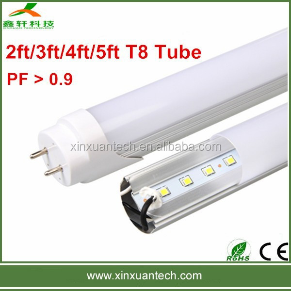 Hot sale high quality t8 led tube 1200mm 18w tubo led t8
