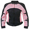 motorcycle jacket windproof/Womens Motorcycle Textile Jacket/