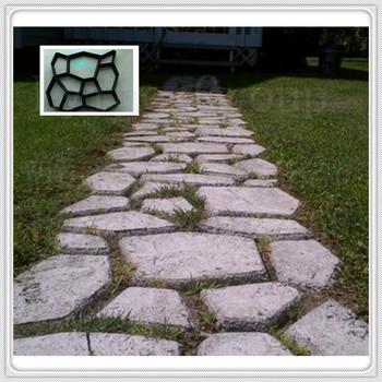 Pavimentaci n de pl stico molde para hacer adoquines de su Adoquines para jardin
