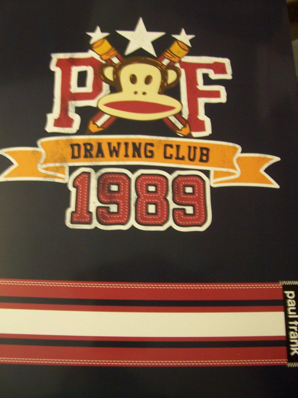 f443e5f513 Get Quotations · Paul Frank Folder ~ Paul Frank Drawing Club