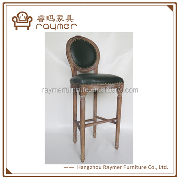 Incredible High Louis Xvi Wooden French Round Back Bar Stool Buy Oak Wood Bar Stools French Style Bar Stool Wooden Round Back Bar Stool Product On Alibaba Com Dailytribune Chair Design For Home Dailytribuneorg