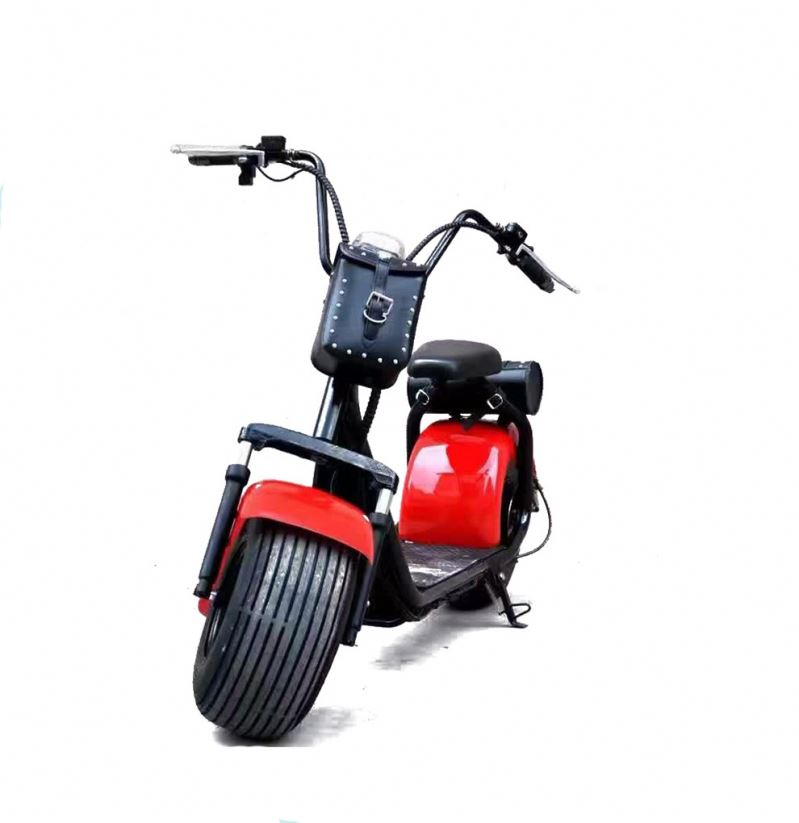 18*9.5 scrooser seev citycoco electric scooter 800w YIDE mini adult electric mini chopper motorcycle for sale