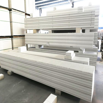 China Autoclave Aerated Concrete Wall Panel Machine