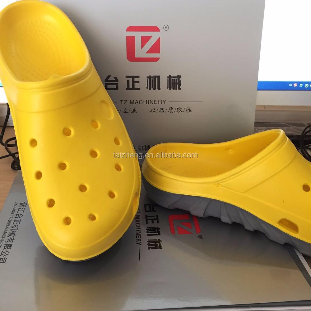 6259d7c77852 Good quality competitive price crocs shoes making machine buy jpg 1000x1000  Crocs foam machine