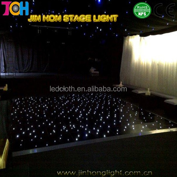 Contact Supplier Chat Now! Popular LED dance Floor for party and club Interactive touch-sensitive