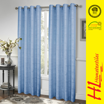 6 Years No Complaint Wholesale Finished Curtains Ready Made For Living Room