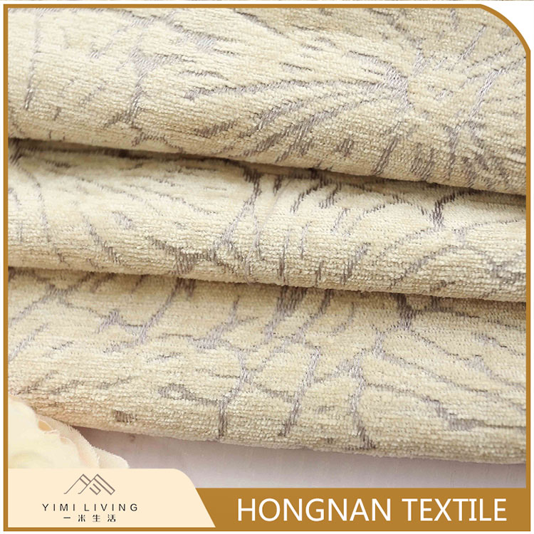 Different kinds of best price elegant woven blackout curtain material