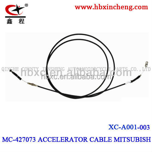 XC car parts/accessories control cable Accelerator Cable