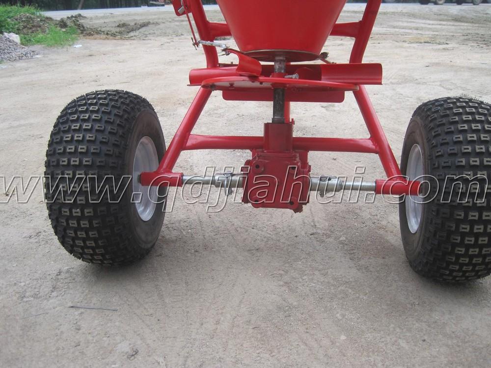 Walk Behind Tractor >> 650lbs Tow Behind Atv Fertilizer Spreader - Buy Fertilizer ...