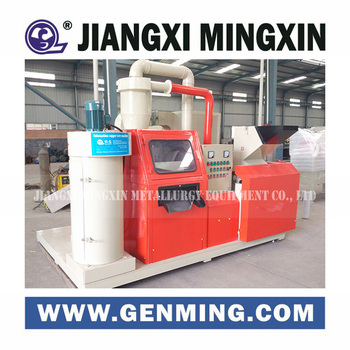 Factory Best Price Scrap Wire And Cable Recycling Granulator,Copper ...