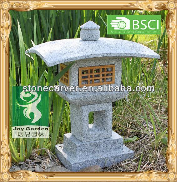 Jard n japon s linterna de piedra venta productos de piedra para jardines identificaci n del - Venta de piedras para jardin ...