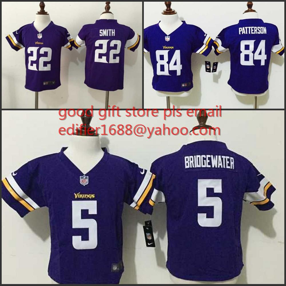 finest selection f03e8 fbe4a YOUTH Minnesota Vikings Cordarrelle Patterson Jerseys, Nike ...