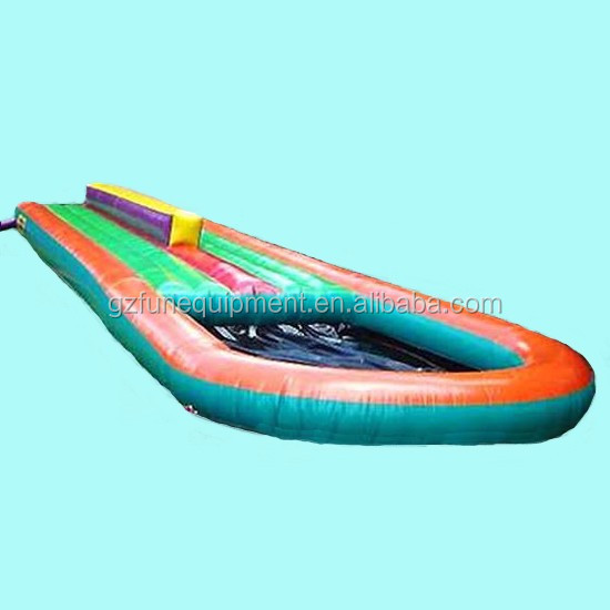 Factory direct inflatable trampoline,, inflatable slide, Inflatable pool slide.jpg
