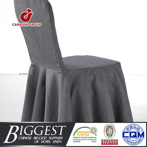Luxury Office Cotton Fabric Chair Seat Cover