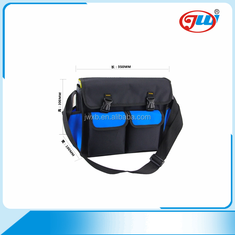 2016 high quality durable professional heavy duty polyester tool bag