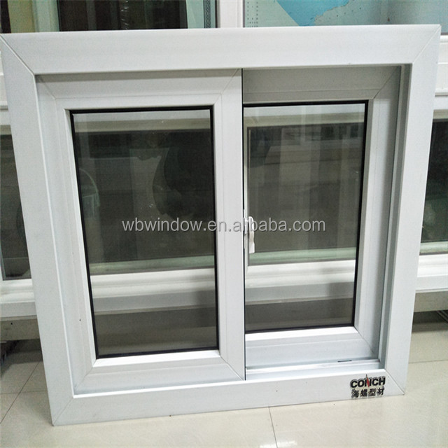 PVC sliding window price philippines factories in foshan china