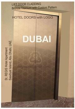 Elevator Lift Doors Decoration Cladding Buy Elevator