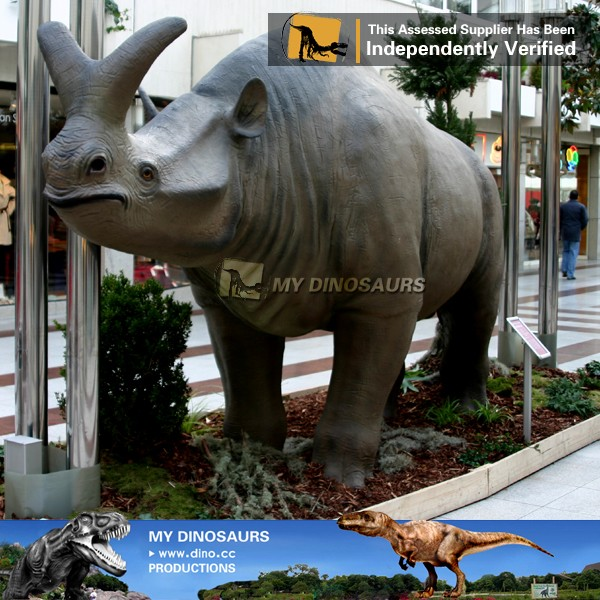My Dino-C005 Huge silicone rubber animal model for sale
