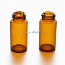 30ml pharmaceutical tubular glass vial bottles for steroids