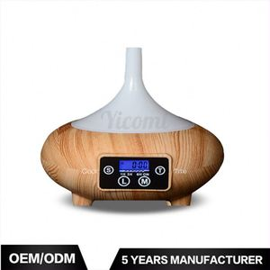 2018 New Coming 120Ml Ultrasonic Air Humidifier Purifier Aroma Diffuser Humidifier A
