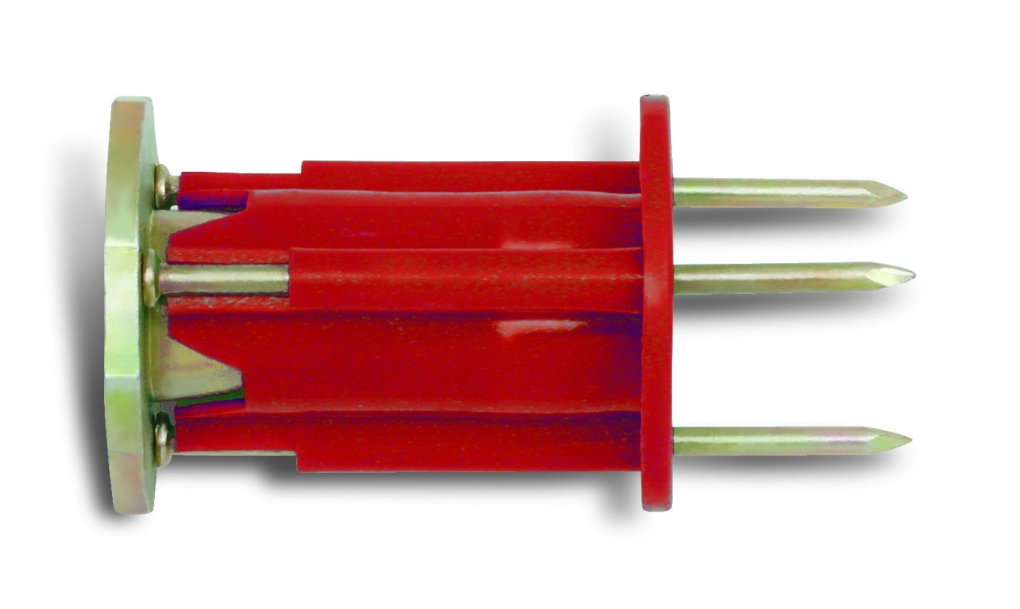 500 Per Box 1//4-Inch by 4-1//2-Inch Concrete Roofing Anchor Powers Fastening Innovations 03735 Perma-Seal Spike