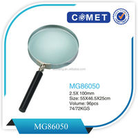 100mm promotional plastic magnifying glass
