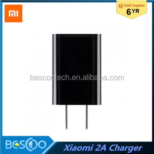 100% original xiaomi Micro USB Charger 5V 2A Quick For Samsung Galaxy S2 S3 S4 HTC Charger Adapter Xiaomi M1 M2 M2a M3