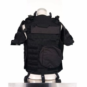 Ultra High Molecular Weight Polyethylene Police Used Bulletproof level iiia Vest 3a