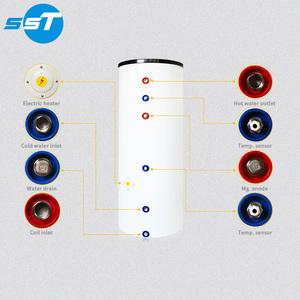 Stainless Steel Tank Water Storage Heater Price, Wholesale