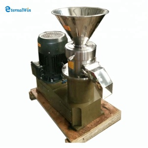 Hot sale good price colloid mill gold supplier hot pepper butter colloid mill high quality tahini butter colloid mill