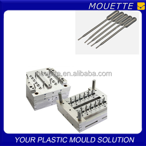 2016 China factory manufacture ABS/PC medical plastic parts injection mold