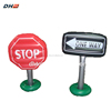 inflatable traffic road signs toy