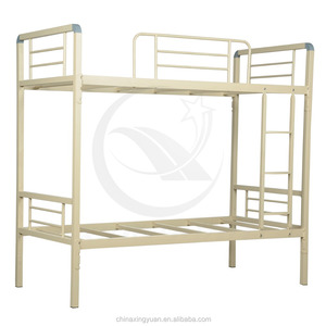 Prevent from Corrosion cheap iron beds designs/metal bunk bed for school