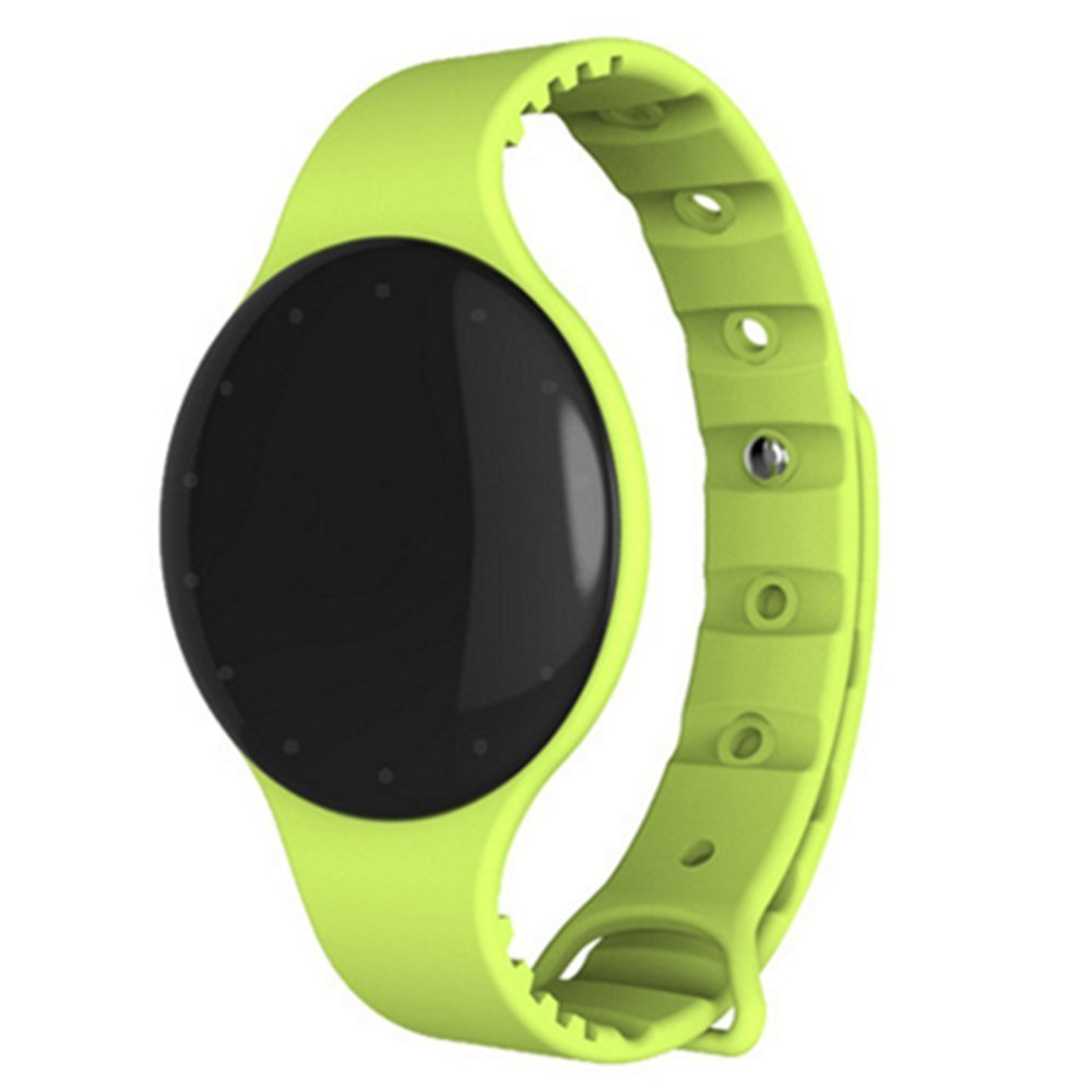Aamina Latest Styles H18 Smart Satch Bluetooth 4.0 Smart Watch Wireless Bracelet Heart Rate Monitor Track Sports Sleep Smart Activity Wristband Bluetooth Smart Watch ,Green