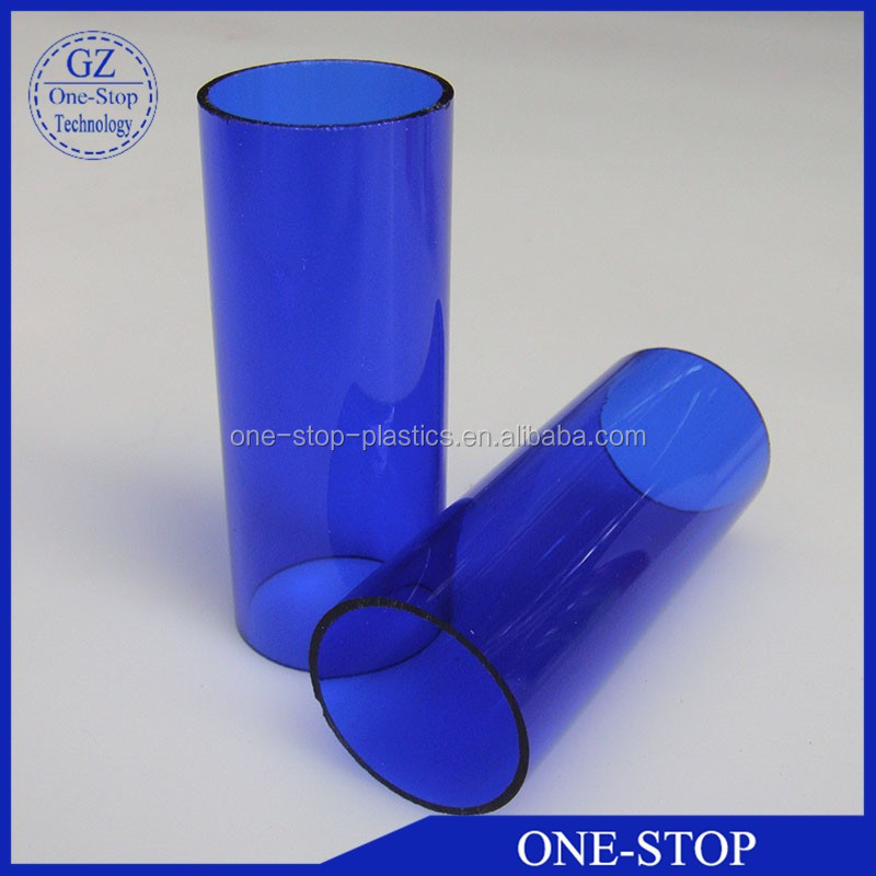 Guangzhou Manufacturer Plastic Colorful Acrylic Pipe Buy