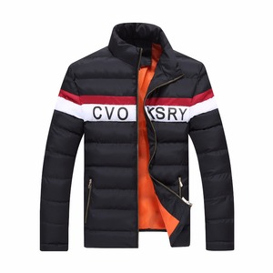 italian wholesale clothing padding european custom quilted padded bomber down jacket