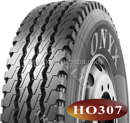 Onyx Brand Low Profile All Steel Radial China Truck Tyre