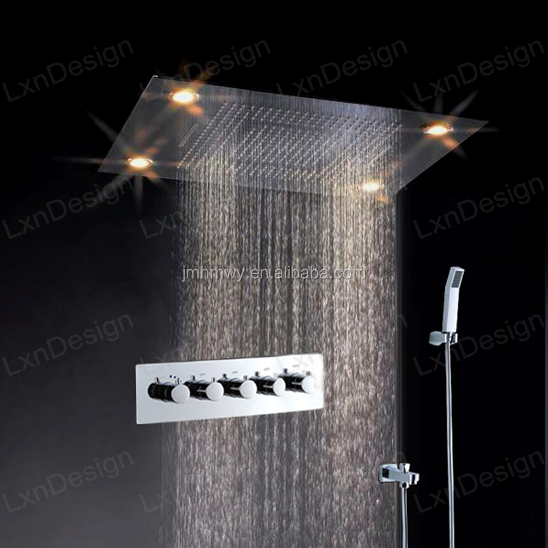 Ceiling Mounted Waterfall Showers Wholesale, Ceiling Suppliers - Alibaba