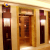 Carved stainless steel elevator doors, decorative metal elevator doors.