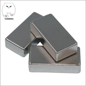 Cheap Super Strong N52 Block Neodymium Magnet for Sale