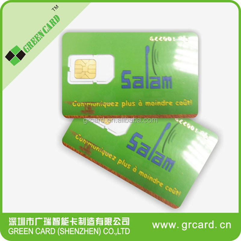 Programme 2g 3g 4g Wcdma Testcard For Cmu200 Nano Test Sim Card ...