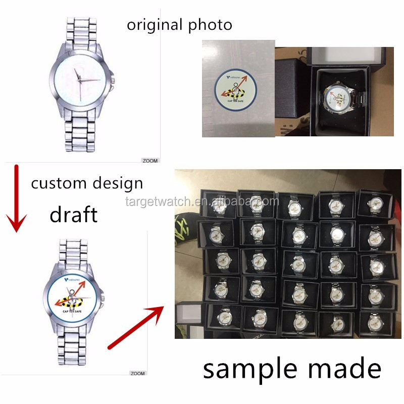 New Design Fashion Hours Quartz Watch Men Military Watches